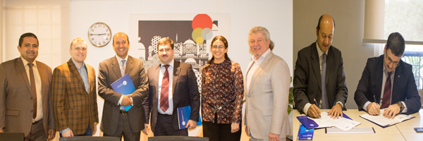 CRCICA signs an agreement with National Association of Construction Engineering Consultants (Russia)