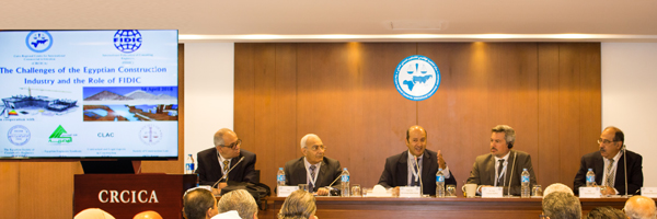 The Challenges of the Egyptian Construction Industry and the Role of FIDIC,