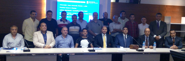 CRCICA hosts one of the lectures of the FIFA/CIES Diploma in Sport Management 25 July 2016