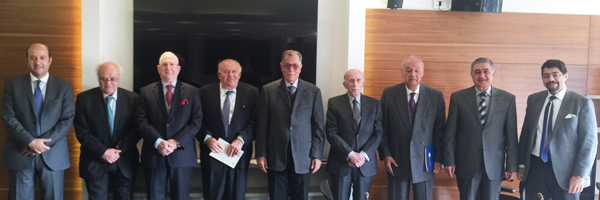 CRCICA Advisory Committee Fourth Quarterly Meeting, 20 December 2015