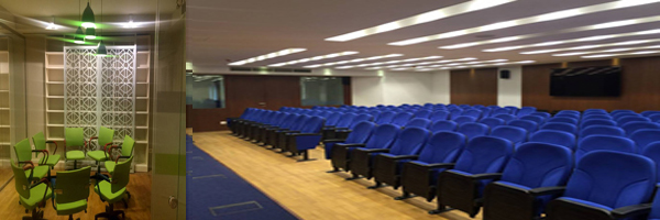 The Approaching Inauguration of CRCICA Conference Centre
